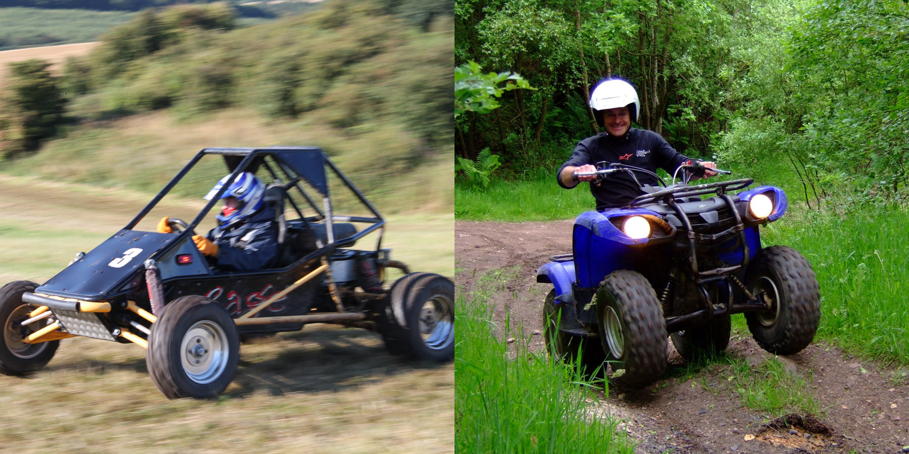 Gift Voucher for Rage Buggies or Quads